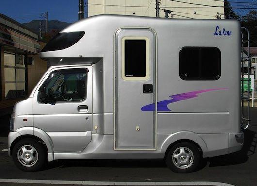 Small Drivable Rv >> Tiny Motorhomes | Mini RV's | Small rv campers, Mini ...