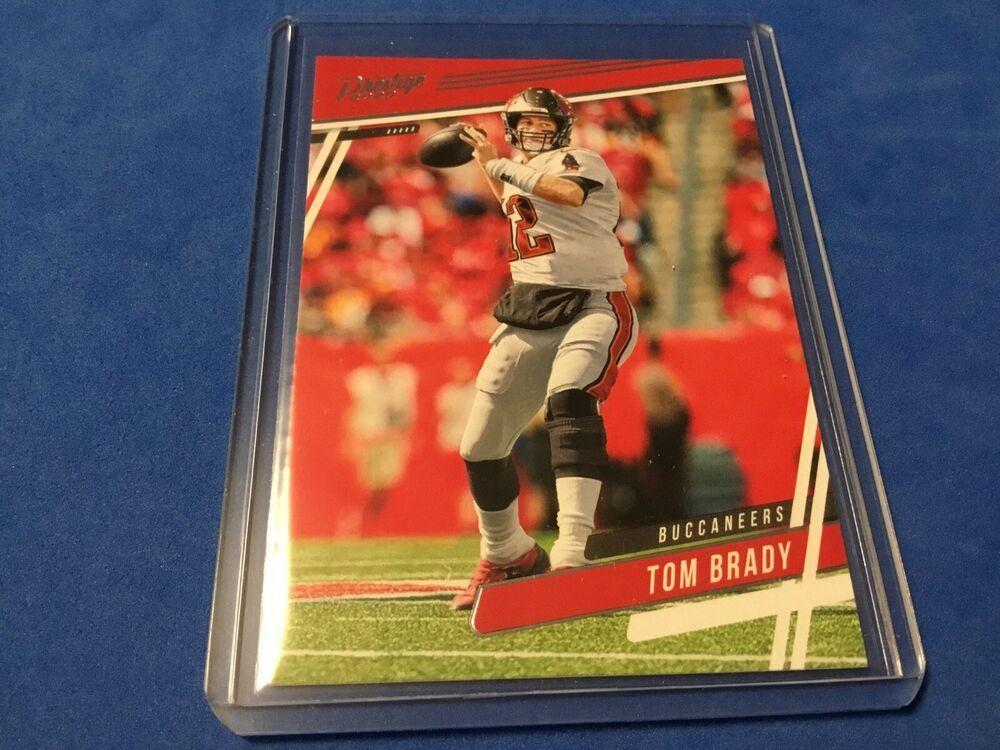 Tom Brady 2020 Prestige Buccaneers Uniform Tampabaybuccaneers In 2020 Tom Brady Buccaneers Tampa Bay Buccaneers
