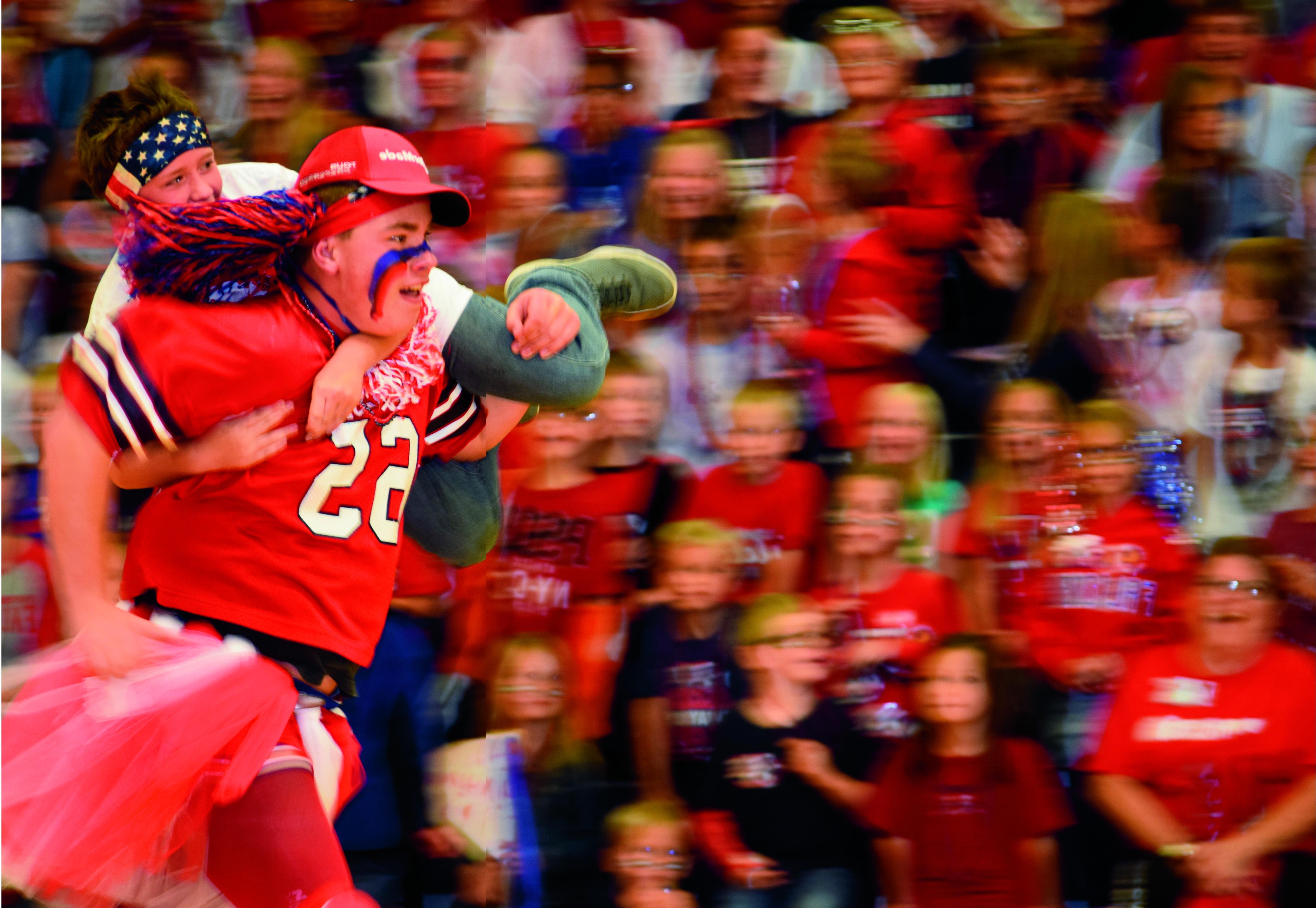 High School Sports Photography Tips: Photo By Britton Fuglseth, Fertile-Beltrami High School
