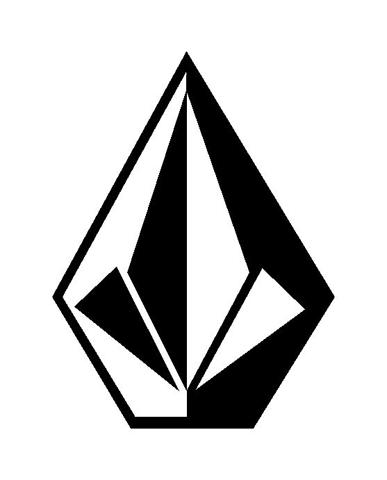 My Favourite Logo Of All Time Volcom Brand I Love Everything About