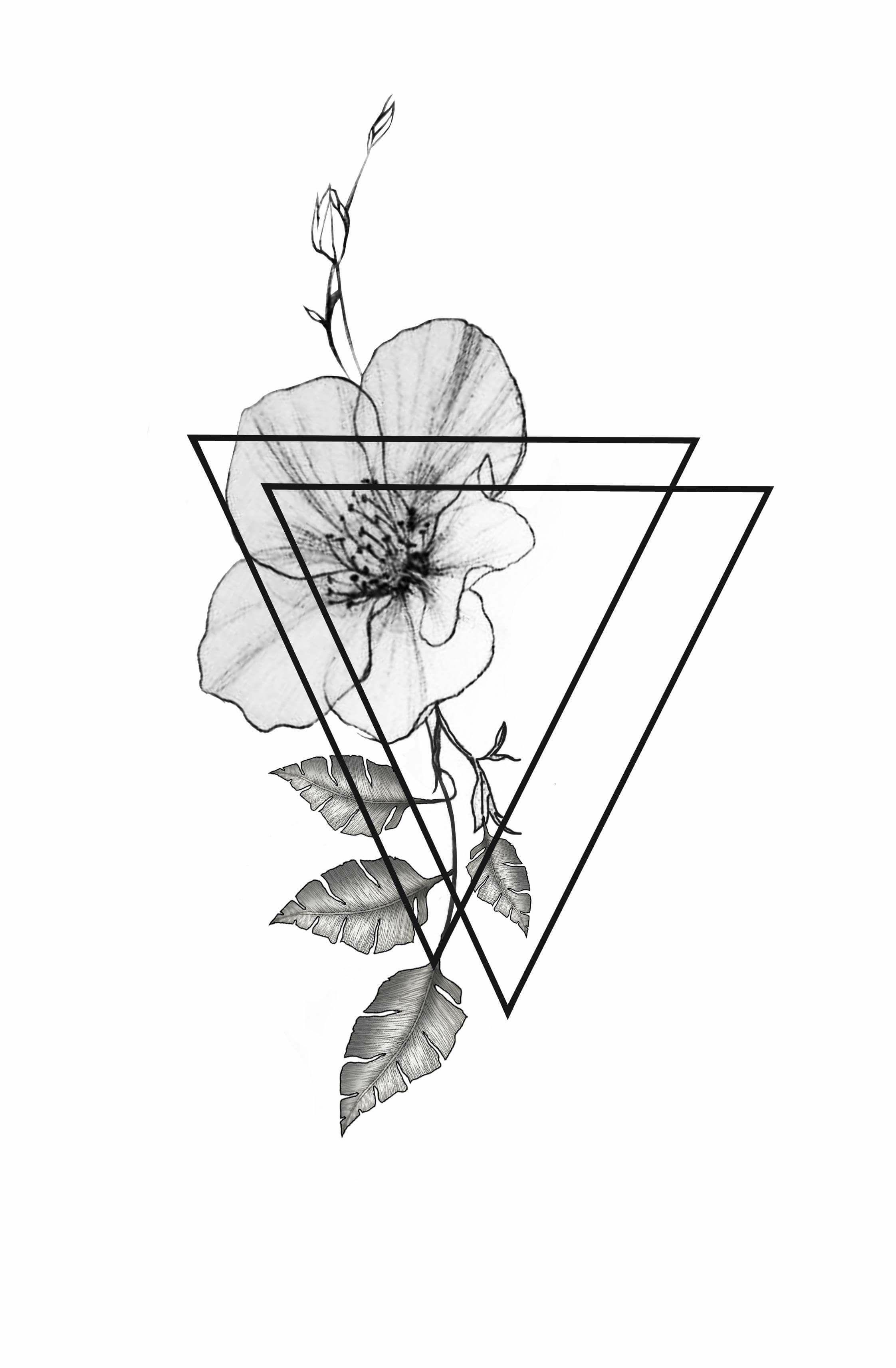 Tatouage Tatouage Floral Tatouage Motif De Tatouage