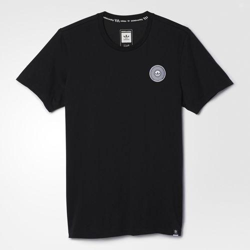 Camiseta ADV Spitfire - Preto adidas | adidas Brasil