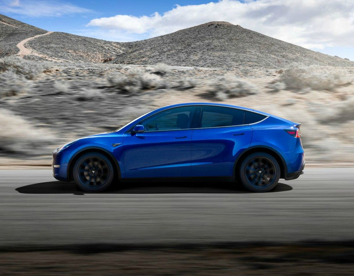 This Is Elon Musk S New Tesla Model Y Electric Crossover Most