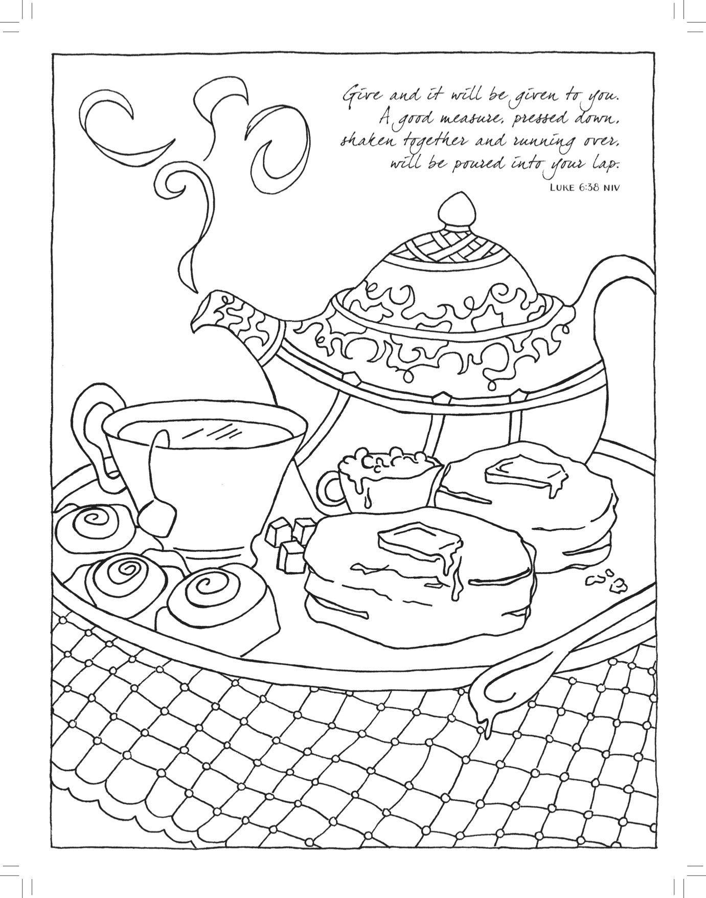 Amazon.com: Tea for Two: Coloring Friendship (Majestic