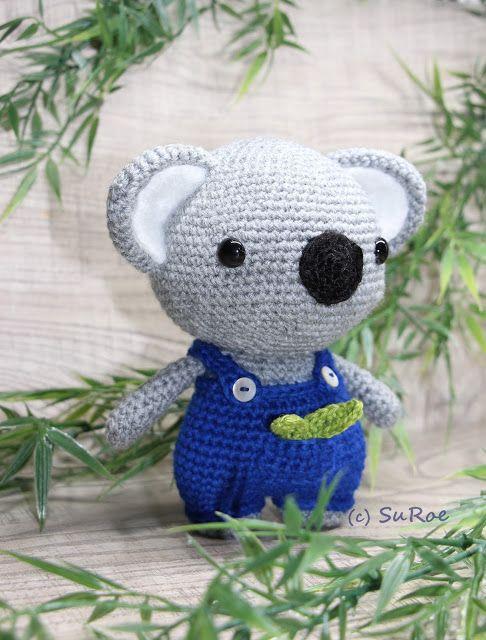 Eine Reise nach Australien - zu Kolya, dem Koala love what I do ...