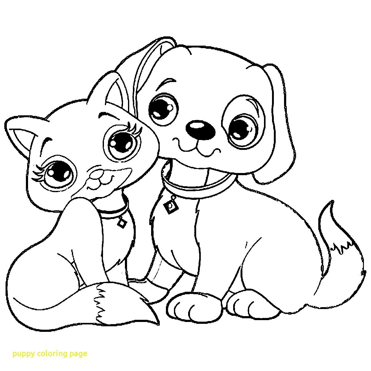 10+ National Puppy Day Coloring Pages for Kids and