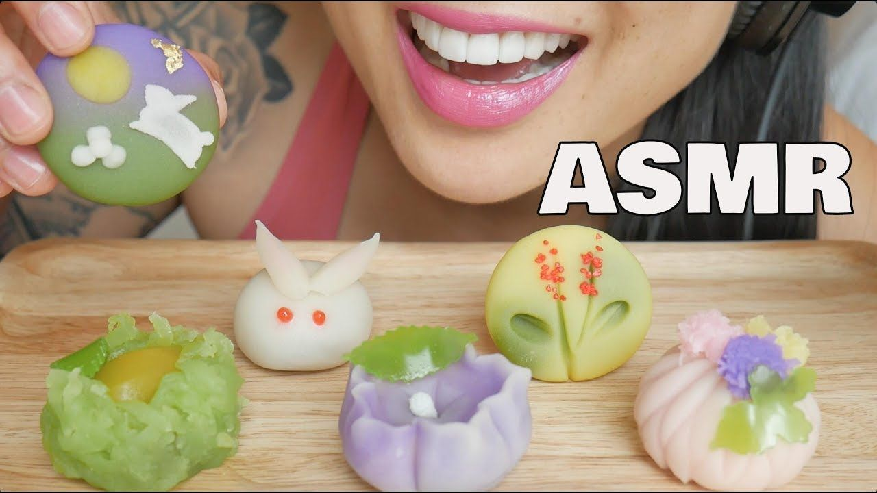 Asmr Japanese Sweet Bean Dessert Soft Eating Sounds Sas Asmr Japanese Sweet Asmr Homemade Slime Come and watch what ever you love. asmr japanese sweet bean dessert soft