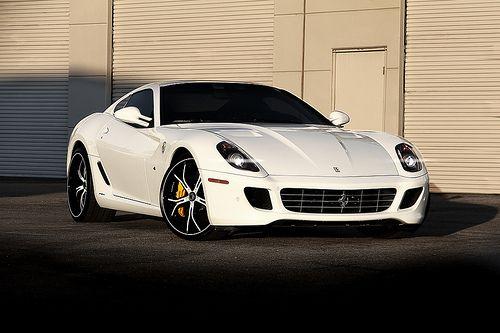 The Daily Ferrari: rroys:   Ferrari 599 GTB