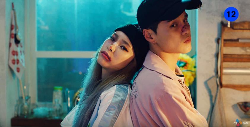 Heize & DEAN reveal MV teaser for 2nd collab track 'And July'! | Koogle TV