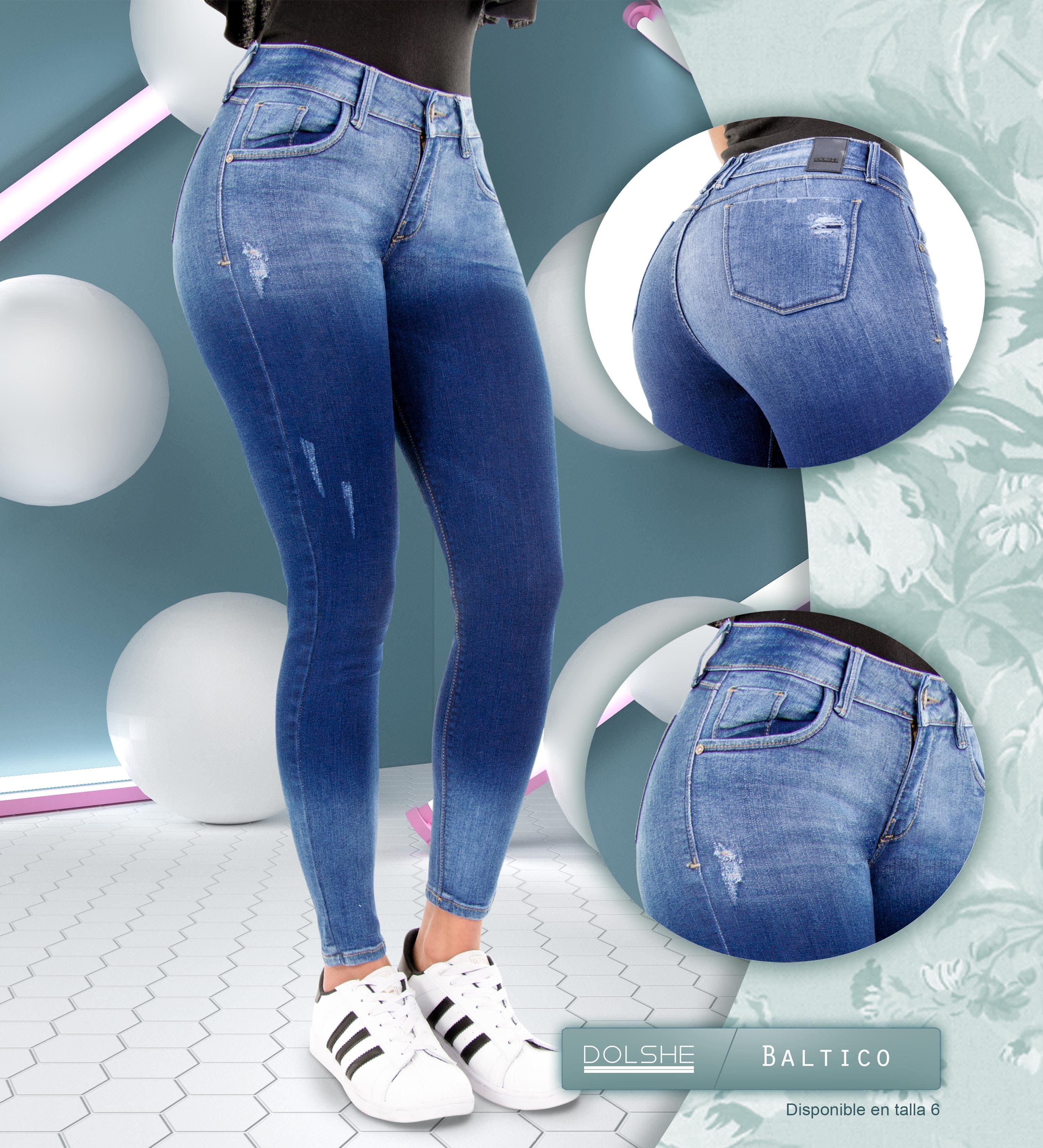Pin En Jeans Tendencia