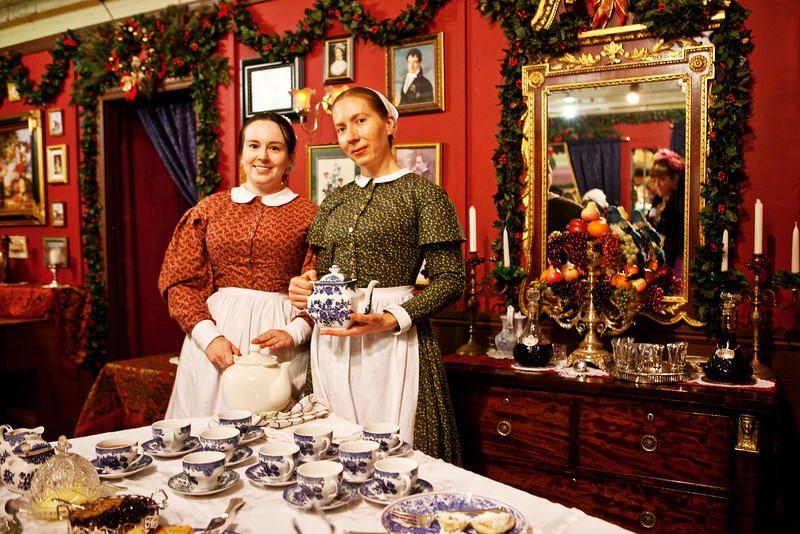 Field Trip Dickens Christmas Fair Classic christmas