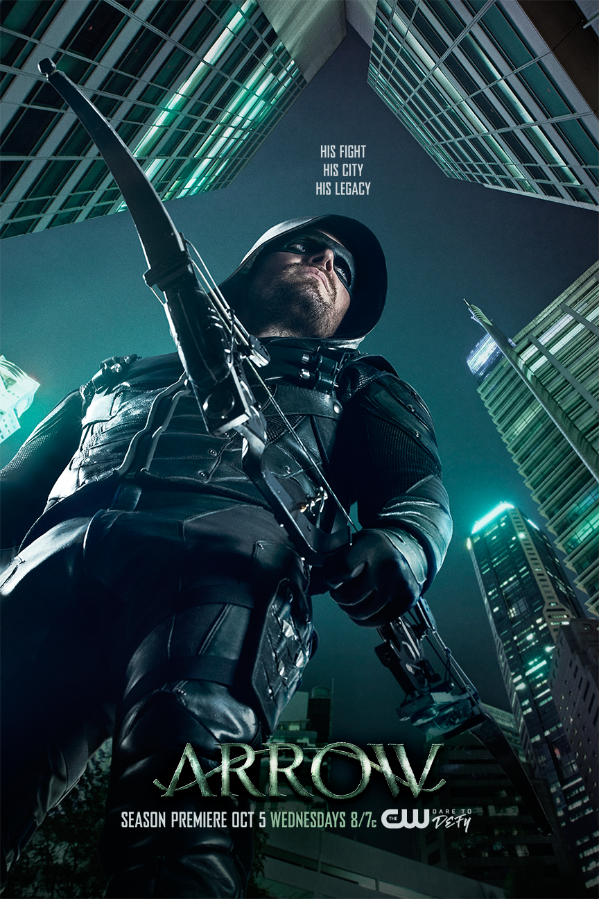 Arrow Season 2 Sub Indo : arrow, season, Arrow, Twitter, Series,, Poster