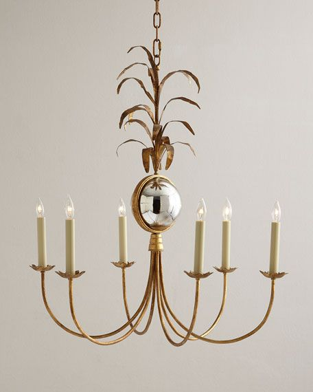 Chapman Myers Gramercy Medium 6 Light Chandelier Visual Comfort Chandelier Chandelier Lighting Visual Comfort