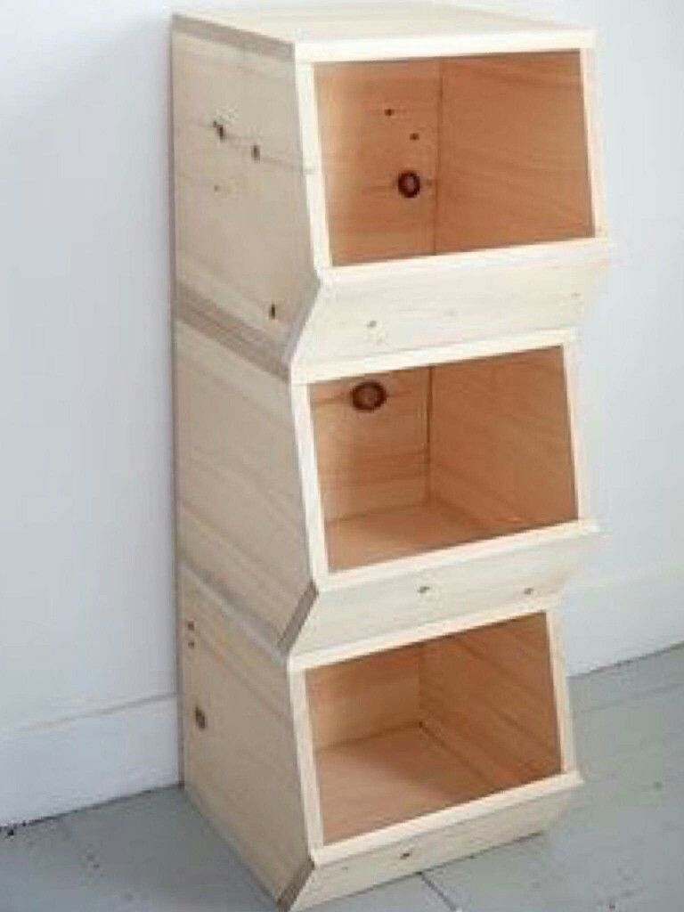 easy diy furniture projects. Build A DIY Wooded Bins - Free And Easy Project Furniture Plans Diy Projects