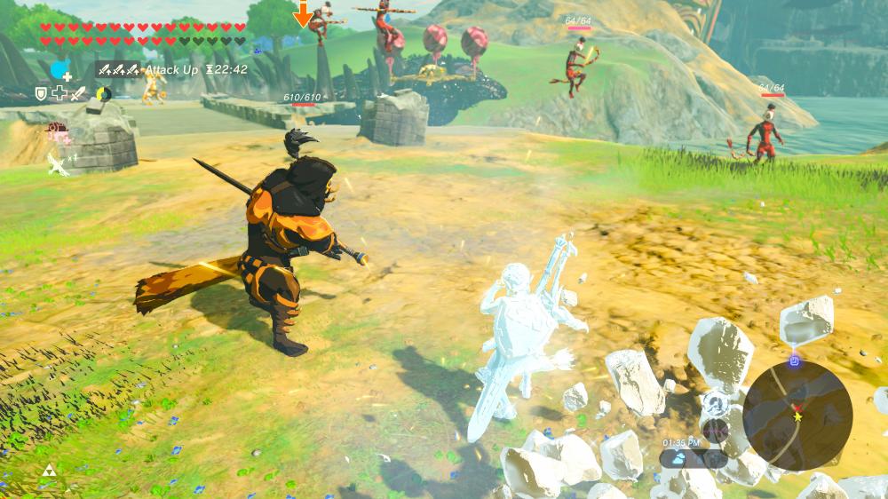 Relics of the Past[VERSION 1.0.3] [The Legend of Zelda: Breath of the Wild (Switch)] [Maps] | Breath of the wild. Legend of zelda. Relic
