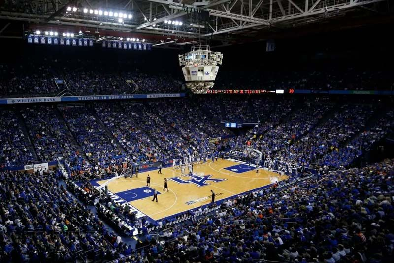 7 Best Basketball Stadiums In Usa Basketball Nba Arenas