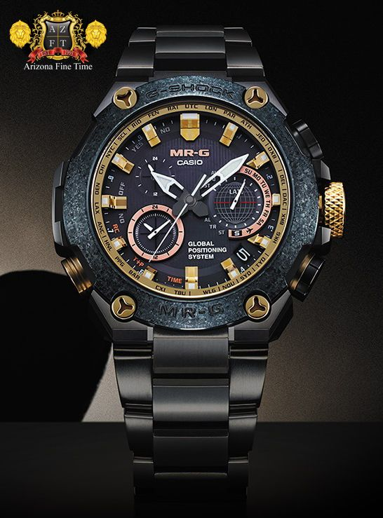 5192dc7cd3f Pre-Basel  Casio G-Shock MR-G Baselworld Special MRG-G1000RT