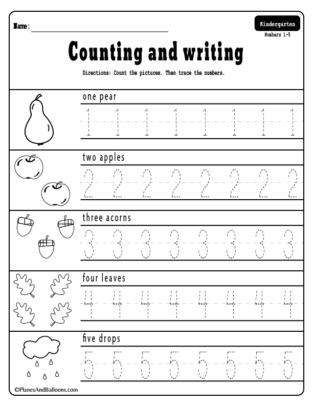 10 Fall Worksheets Kindergarten Teachers And Students Absolutely Love Kindergarten Worksheets Tracing Worksheets Preschool Fall Worksheets