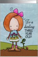 3 Year Old Birthday Card Sayings My Birthday Pinterest Birthdays