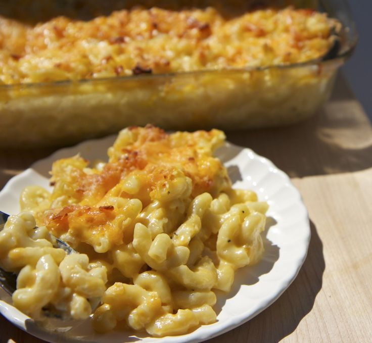 Southern Baked Macaroni And Cheese Recipe Divas Can Cook