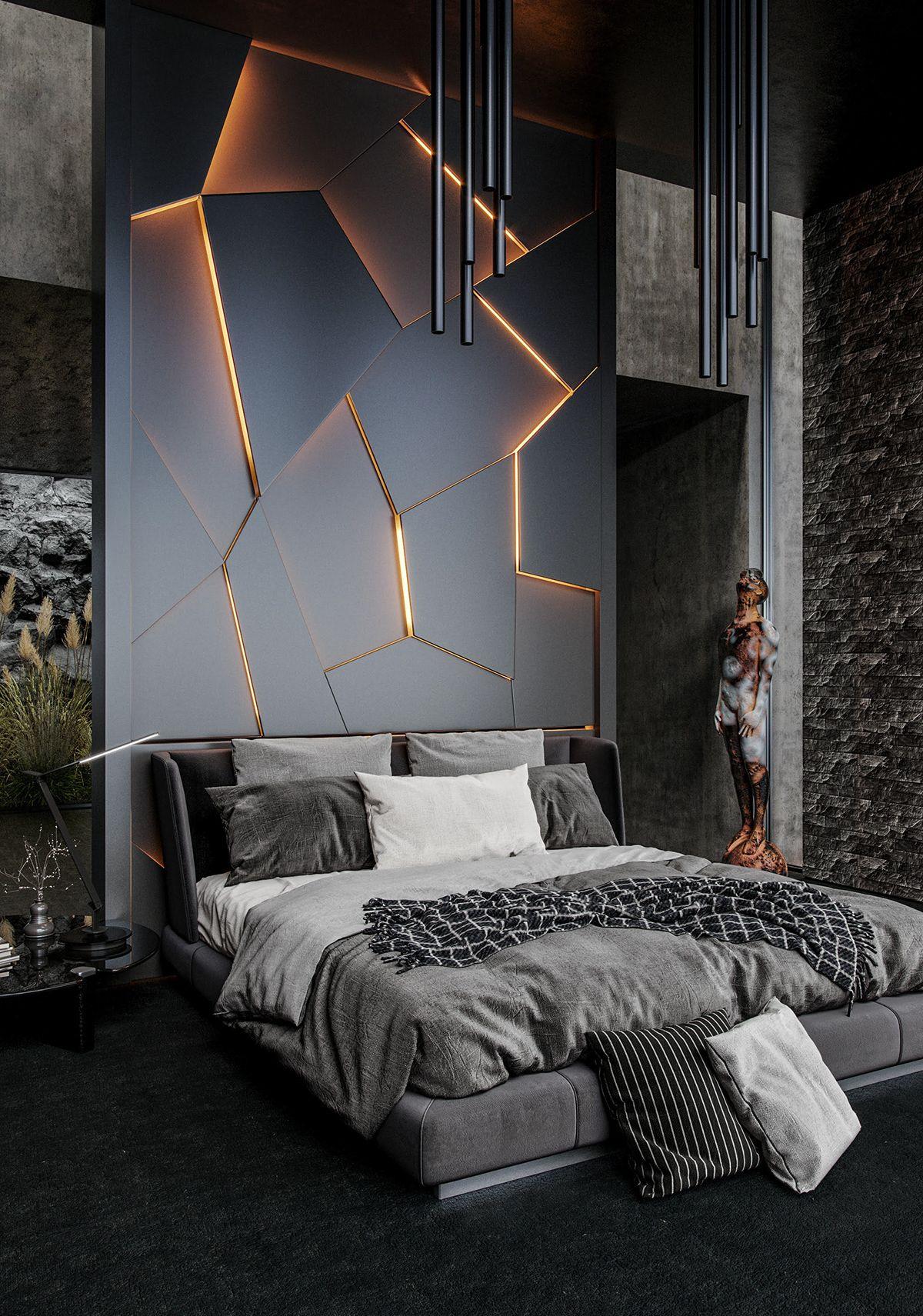 Best Slideshow Concept In 2019 Modern Bedroom Design Bedroom 640 x 480