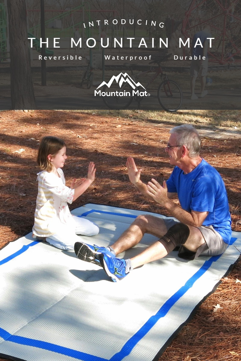 Mountain Mat Original   Camping mat, Outdoor mat, Outdoor