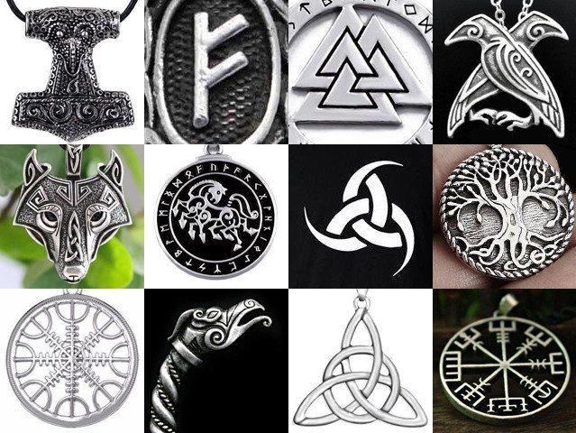 Viking Symbols And Meanings Viking Symbols Viking Symbols