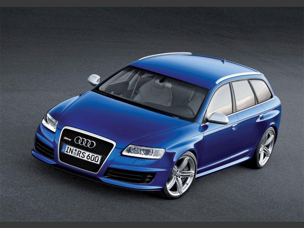 Audi RS 6 C6 Wallpaper