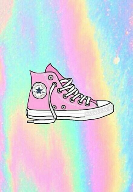 Converse Tumblr Transparents Cute Wallpapers Overlays