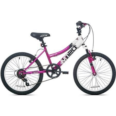 The Kent Mt20 Hardtail Mountain Bike Gives Kids All The Advanced