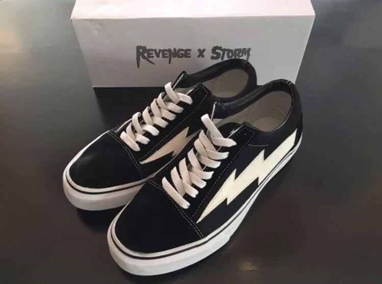 Revenge X Storm Vans Old School Clothing Shoes Accessories Men S Shoes Athletic Ebay Zapatos Deportivos De Moda Zapatos Vans Botas Zapatos