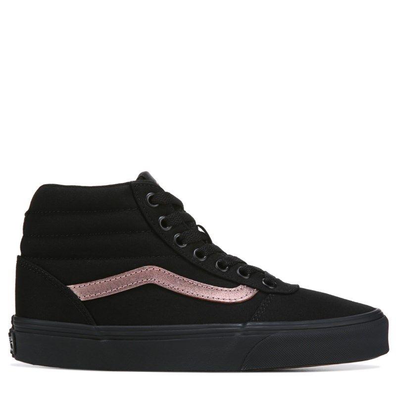 Top sneakers, Vans shoes