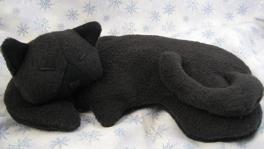Free Stuffed Cat Pillow Patterns Pillow Cat Felt And Plush
