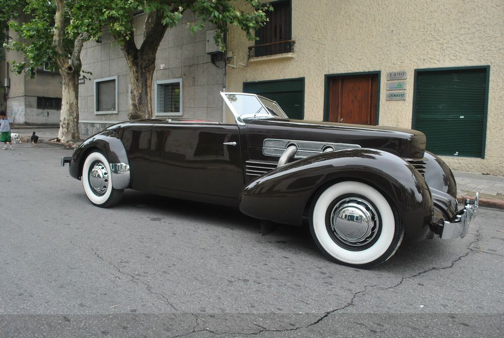 1937 Cord 812 SC | Cool 1930\'s cars | Pinterest | Cord, Cars and ...