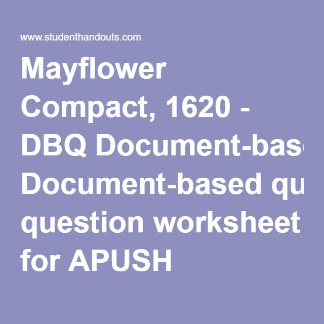 apush dbq 1st semester final View test prep - apush 1st semester final exam cheat sheet2015docx from history 1b at eel river community ap united states history 1st semester final exam 2015 cheat sheet period 1: students must.