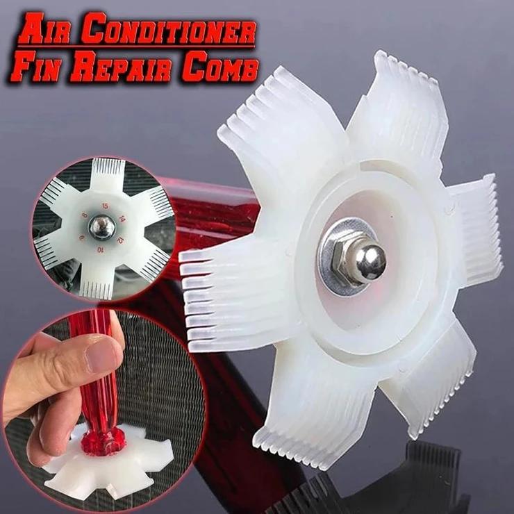 Bent Or Clogged Condenser Or Evaporator Fins? Save Time
