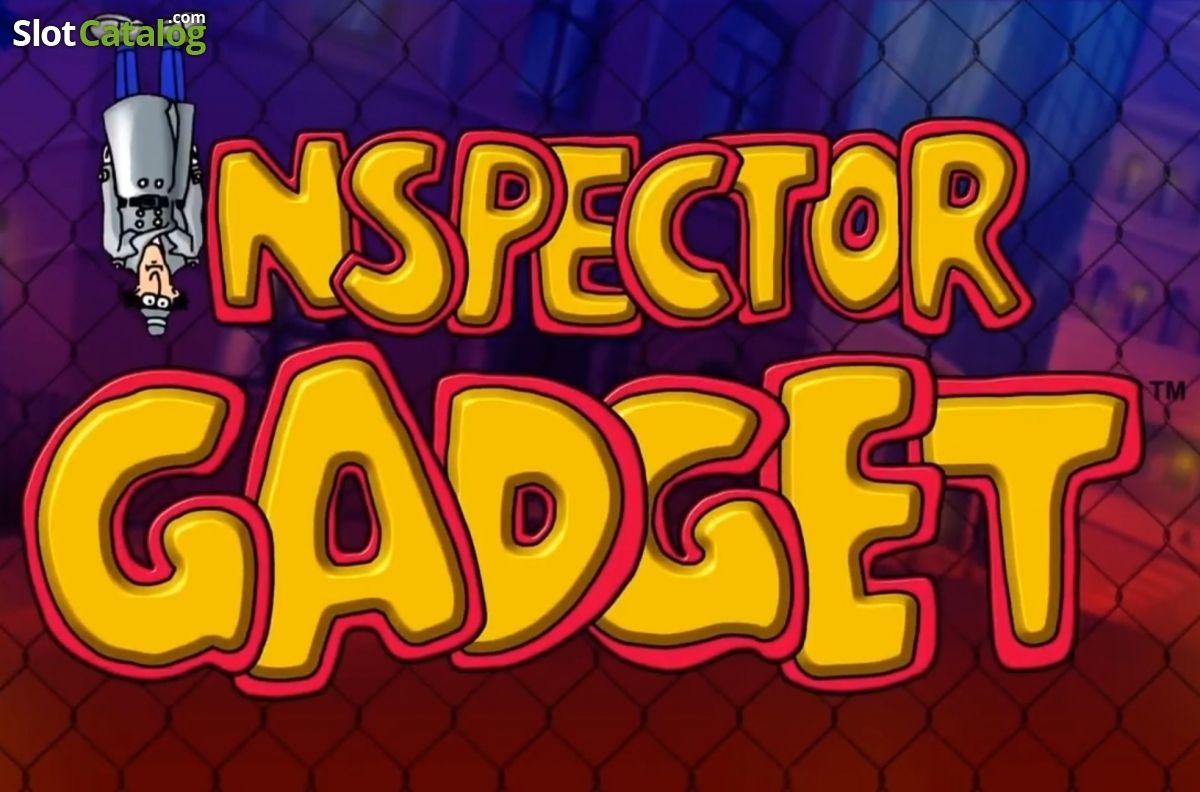 Inspector gadget inspector gadget video slot from blueprint inspector gadget video slot from blueprint malvernweather Choice Image