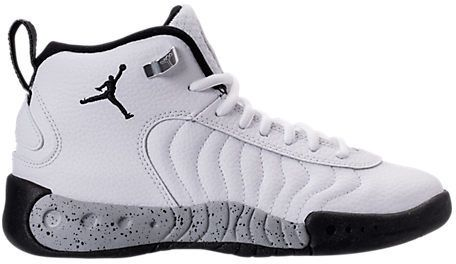 free shipping 9c77a 155bf Nike Boys' Grade School Jordan Jumpman Pro Basketball Shoes. Find this Pin  and ...