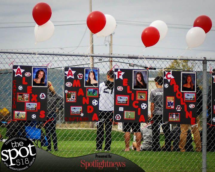 Senior night idea | Baseball | Pinterest | Cheer, Senior ...