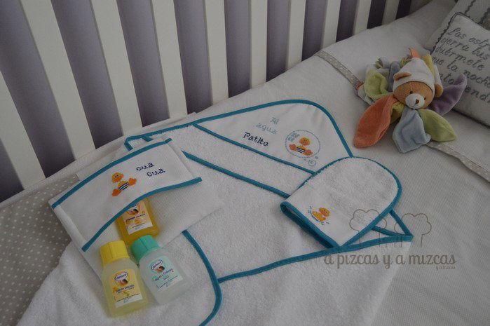 Capa de baño para bebé  cb24bdba4ad6