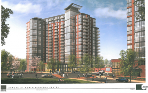 Kbr To Construct Luxury Aurora High Rise In North Bethesda Real Estate Real Estate Development Multifamily Housing