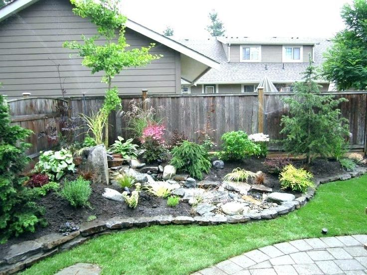 Small Yard Landscaping Without Grass Front Yard Ideas ...
