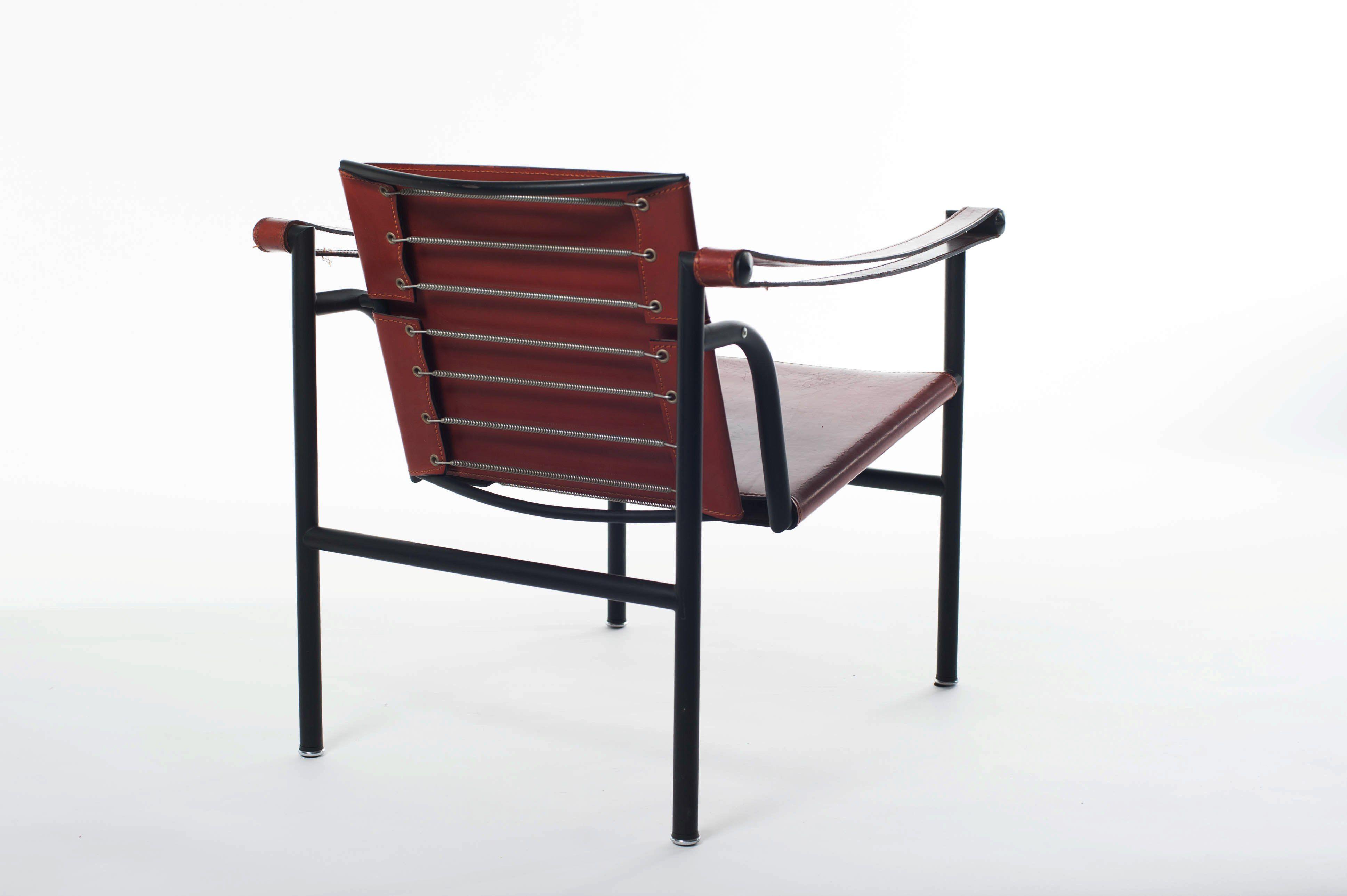 [Coppia poltroncine Le Corbusier] - Spazio900 Modernariato