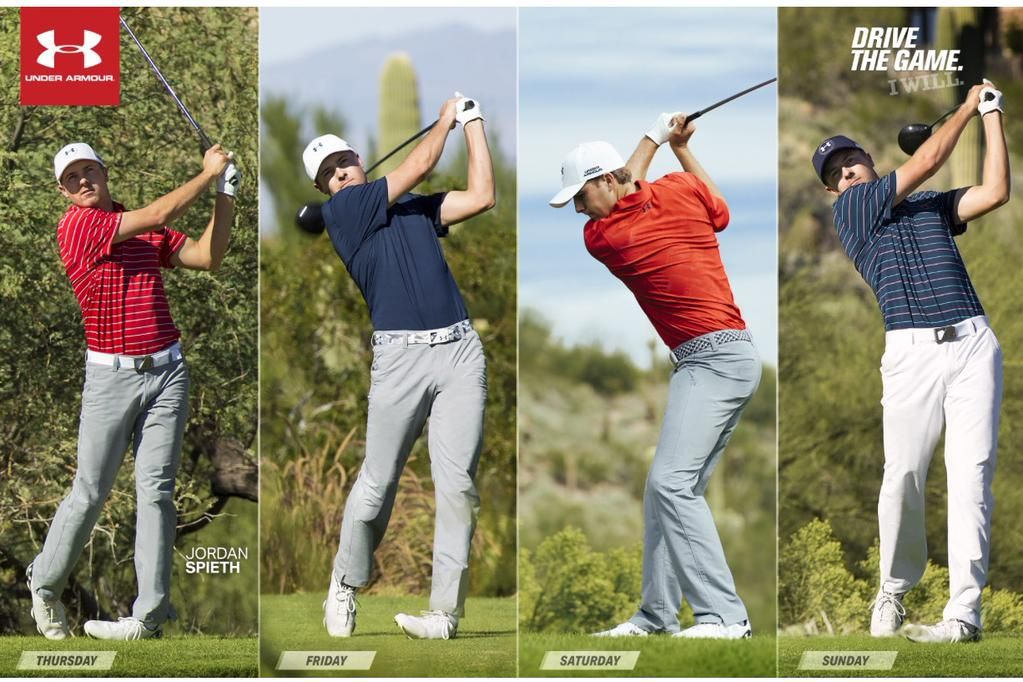 49798e72f65006 Jordan Spieth s Under Armour outfits for US Open  GoMarketing