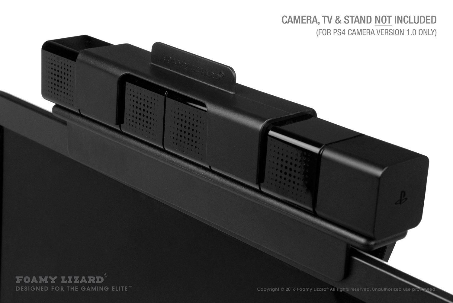 Privacy Shield For Original Playstation 4 Camera By Foamy Lizard Ps4 Camera Protective Concealing Camera Lens Cover For Olde Ps4 Console Ps4 Camera Playstation