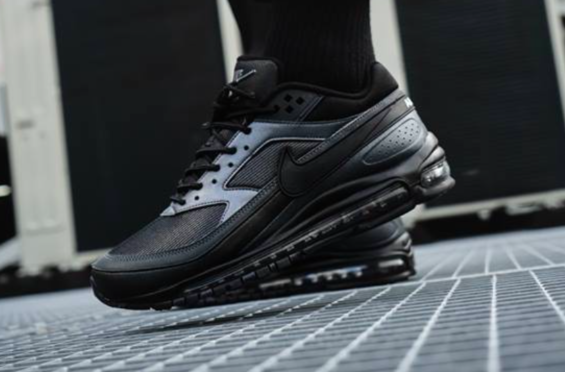 uk availability 0824e 3cf3f Nike Air Max 97 BW Black Metallic Hematite Arriving Overseas The Nike Air  Max 97