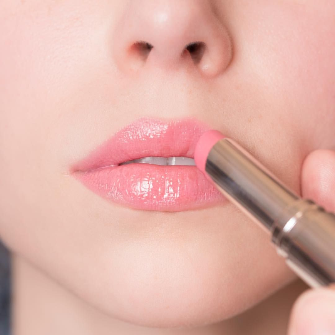 Lip Focus Ultra Shiny High Impact Pink Finish Thanks To The