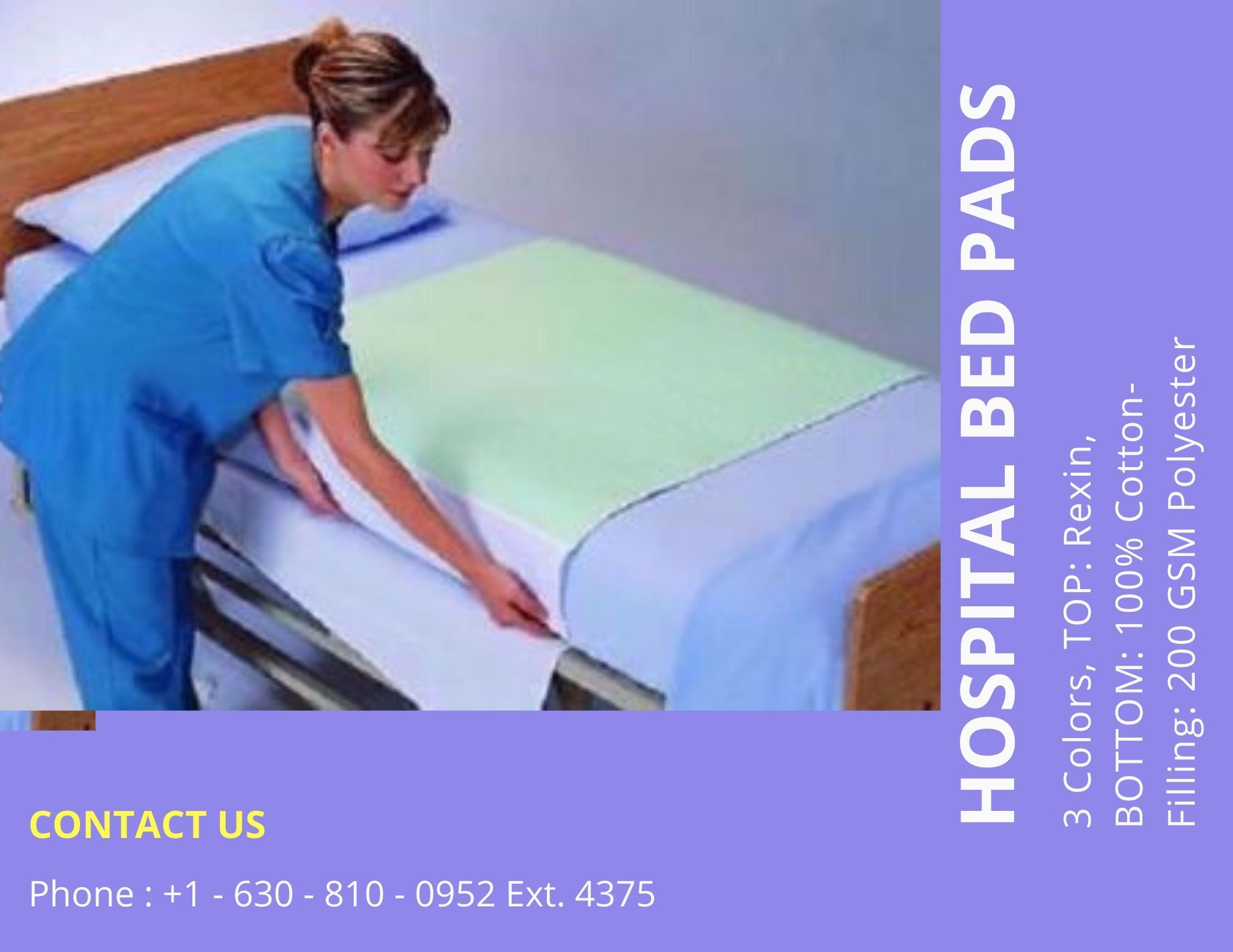 Hospital Bed Pads 32 X 34 Price 12 Each Bed Pads Hospital