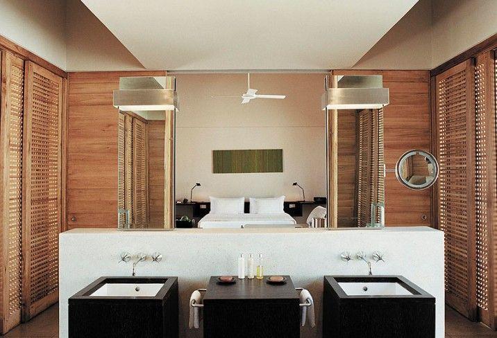 Amanwella , Tangalle, Sri Lanka | Open bathroom, Bathroom ...