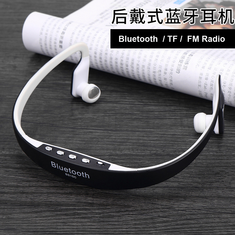 51.50$  Buy now - http://aliwwt.shopchina.info/1/go.php?t=32814842661 - 10pcs/lot High quality Bluetooth Headphones Sport Wireless BT 4.0 Earphone Headset Support TF Card FM Radio for iPhone Samsung   #bestbuy